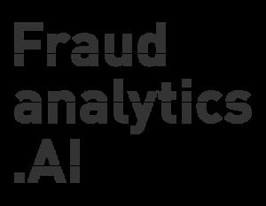 Fraud analytics AI